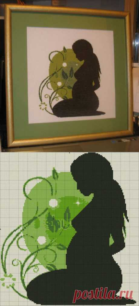 (+1) тема - В подарок ожидающим малыша | РУКОДЕЛИЕ