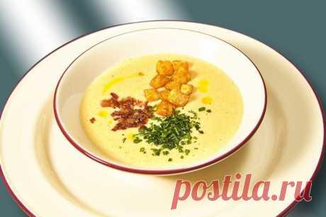 Гороховый суп-крем — Sloosh – кулинарные рецепты