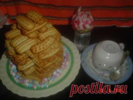Рецепты печенья с фото