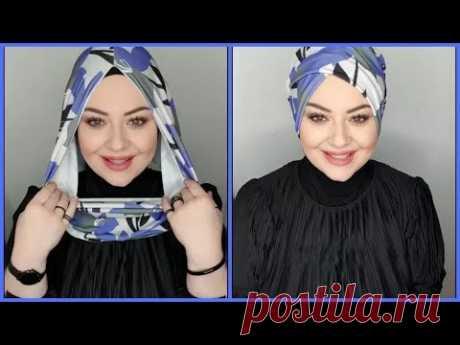 لفات حجاب توربان للدخول المدرسي 2020 - الجزء الأول | Turban Tutorial