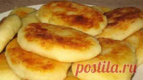 Картофельные котлеты, до чего же вкусные!!! Приготовьте их на ужин, они разлетятся как горячие пирожки! - Лучшие рецепты для Вас!