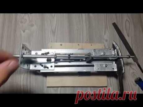 Простая точилка для ножей из доступных материалов!