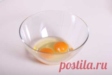 Ленивые пирожки с яйцом