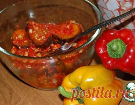 """Баклажаны """"Огонeк"""" – кулинарный рецепт"""