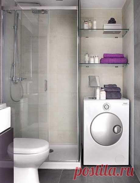 дизайн ванной комнаты маленькой с душевой кабиной– Google Поиск