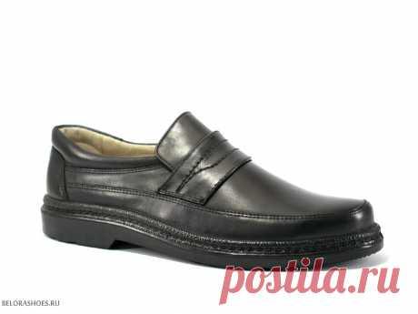 Полуботинки мужские Росвест 103 - мужская обувь, полуботинки. Купить обувь Roswest