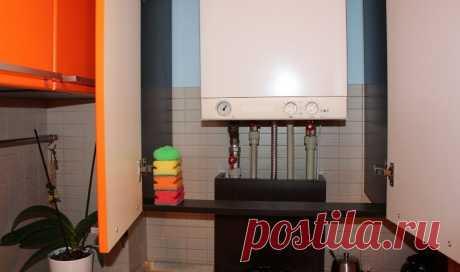 Как почистить газовую колонку в домашних условиях?