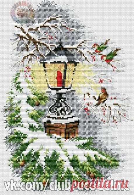 ВЫШИВКА-Волшебный фонарь