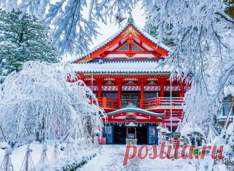 15 The best Sights of Japan