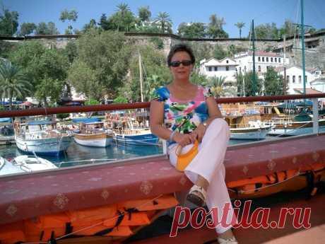 Ирина Пенькова