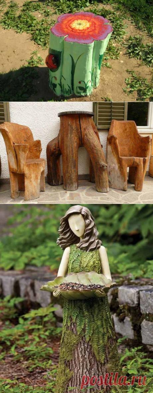Los artículos de penkov: los mejores proyectos para el jardín