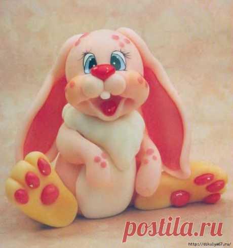 Лепим зайцев