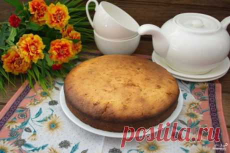 Коврижка с вареньем - пошаговый рецепт с фото на Повар.ру