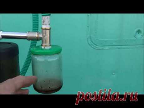 Дымогенератор и коптильный шкаф.  Испытание  ч 2.