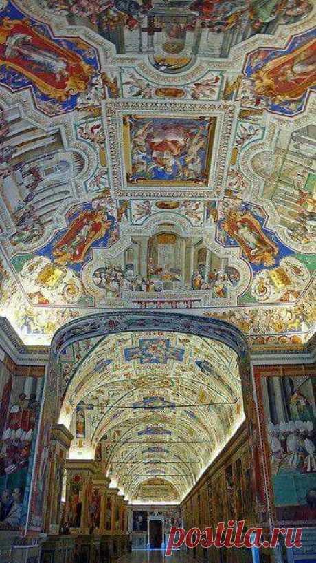 Пользователь Belle Italy сохранил этот пин на доску «Eternal Rome, Italy».  ROMA Musei Vaticani  |  Pinterest