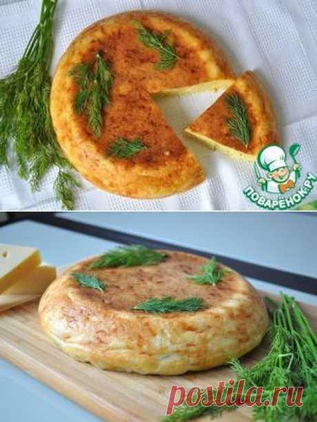 Сырный кекс в мультиварке - кулинарный рецепт