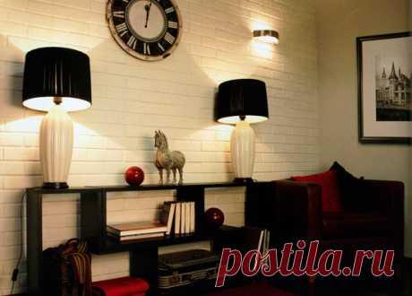 Декоративные идеи для гостиной — Интерьер и Декор
