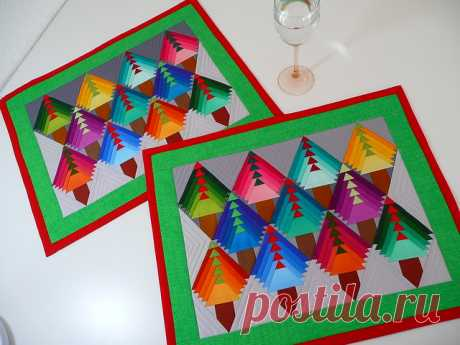 """131_Xmas Nosh Cloth 