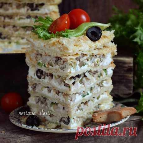 La torta zakusochnyy