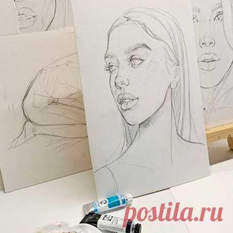 Про художественные материалы и инструменты. Часть 1: карандаш. | Уроки рисования & Арт-терапия | Яндекс Дзен