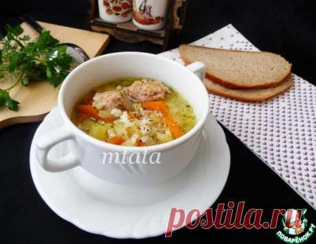 Суп с консервированным тунцом – кулинарный рецепт