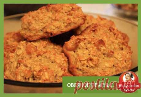 Рецепт овсяного печенья из овсяных хлопьев: быстро и вкусно