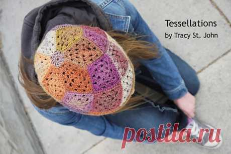 Ravelry: Tessellations pattern by Tracy Pipinich