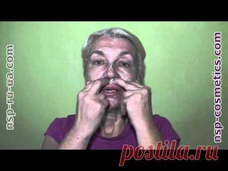 Поднимаем уголки губ. Все возможно с нашим видео! | Женские темы