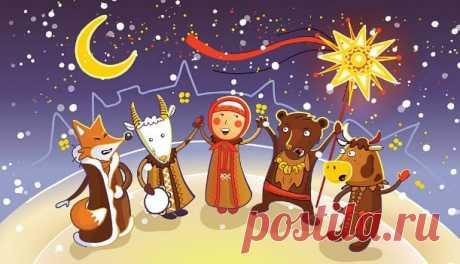 Лучшие Колядки Для Детей На Рождество (102 Новые Песни)   Всё для праздника