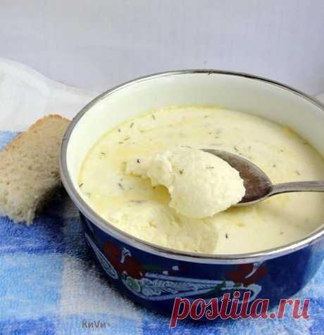 Как приготовить домашний плавленный сыр - рецепт, ингредиенты и фотографии