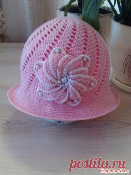 шапочки для моей дочурки - Вязание - Страна Мам