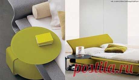 Прикроватный столик Дизайн своими руками