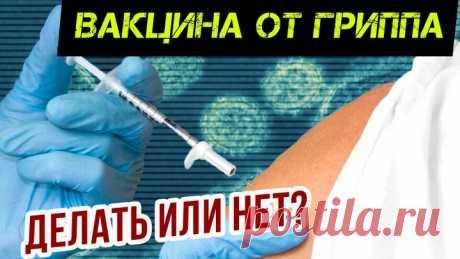 Прививка от гриппа: делать или нет? – Отвечает профессор РАН