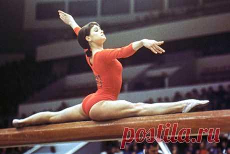 Самую красивую гимнастку Союза называли иконой стиля. Почему она умерла в нищете и забвении?: Летние виды: Спорт: Lenta.ru