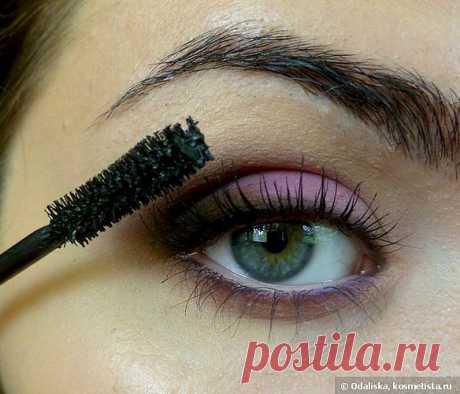 Летний макияж с фиолетовым акцентом — Отзывы о косметике — Косметиста