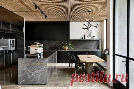 Модная кухня: 10 трендовых цветовых гамм для главного помещения в доме — Roomble.com