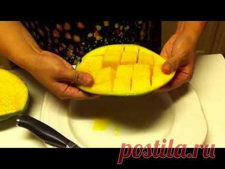 Как быстро и правильно нарезать разные фрукты и овощи.
