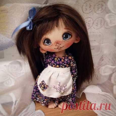 Авторские куклы Ирины Плотниковой