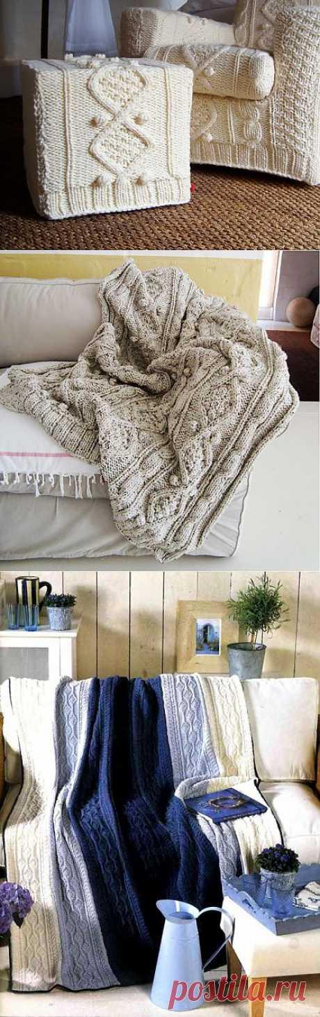 Вязаные вкусности для дома (фотоподборка) / Вязание / Модный сайт о стильной переделке одежды и интерьера
