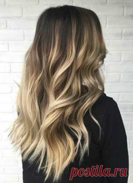 Амбре - модное окрашивание волос . Главное преимущество амбре – универсальность. Этот вид покраски отлично подойдет для волос любой длины, визуально делая прическу более пышной