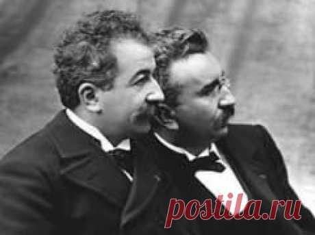 Сегодня 06 июня в 1948 году умер(ла) Луи Жан Люмьер-ПЕРВЫЕ В КИНЕМАТОГРАФЕ В 1895 г ИЗОБРЕЛИ ДВИЖУЩЕЕ КИНО