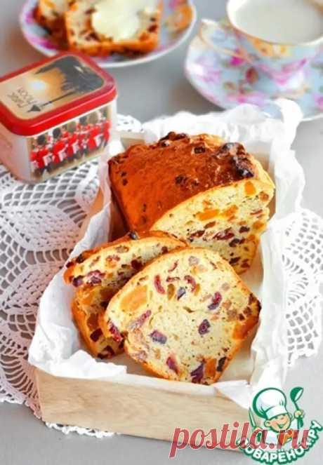 """Кекс """"Чайный хлеб Виндзоров"""" - Поварёнок с лучшими рецептами - медиаплатформа МирТесен"""
