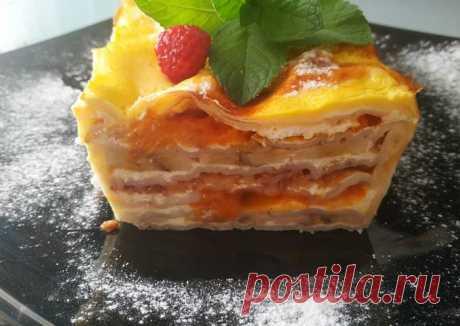 (2) ПП фруктовый пирог из лаваша - пошаговый рецепт с фото. Автор рецепта Матильда (готовим с тётей Мотей) . - Cookpad