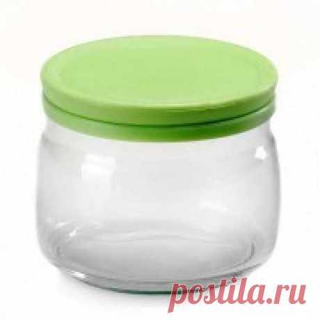 """Банка с пластиковой крышкой """"Cesni"""", 420 мл Банка прозрачная без рисунка. Оригинальная форма и дизайн. Изготовлена из высококачественного силикатного стекла. Объем: 420 мл. Материал крышки: пластик. Цвет крышки: зеленый."""