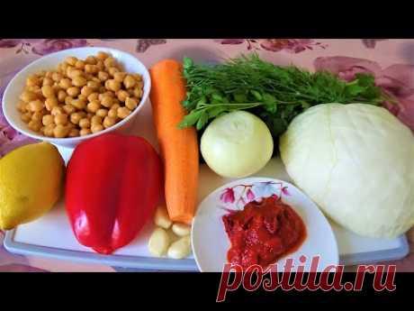 Тушенная капуста Вкуснятина быстро и просто! Как приготовить?