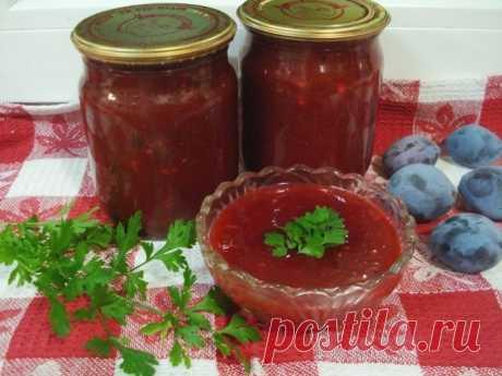 Нежнейший Соус ткемали с помидорами «Вкус Востока» «Горячий» соус для горячо любимых гостей!Классический рецепт соуса ткемали с помидорами вам обязательно понравится!Его традиционно подают к мясу, но он прекрасно сочетается с любыми гарнирами. Отлична…