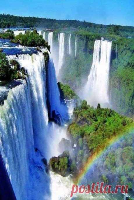 angelillo — Victoria Falls.