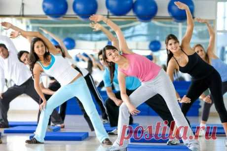 Бодифлекс. Комплекс 12 упражнений