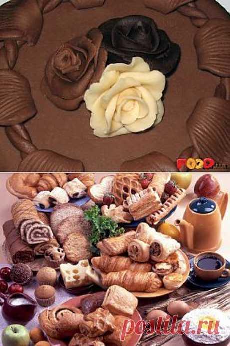 Шоколадная мастика для обтяжки и цветов - Кулинарные рецепты на Food.ua