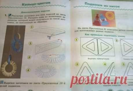 урок технологии 4 класс гофрированная подвеска из бумаги конышева: 11 тыс изображений найдено в Яндекс.Картинках
